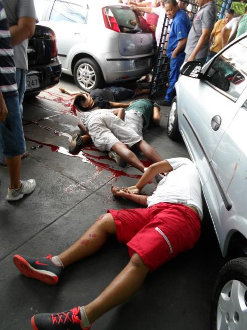 4 mortos Int. Magalhaes