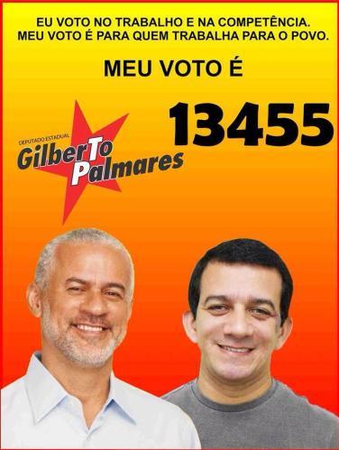 GILBERTO PALMARES 13455